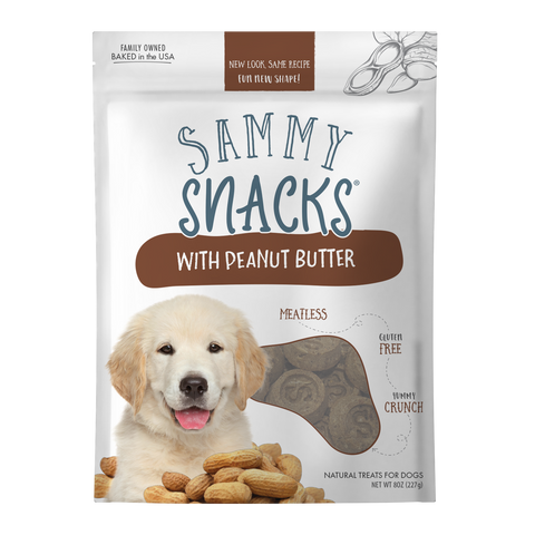 Peanut Butter Snackers