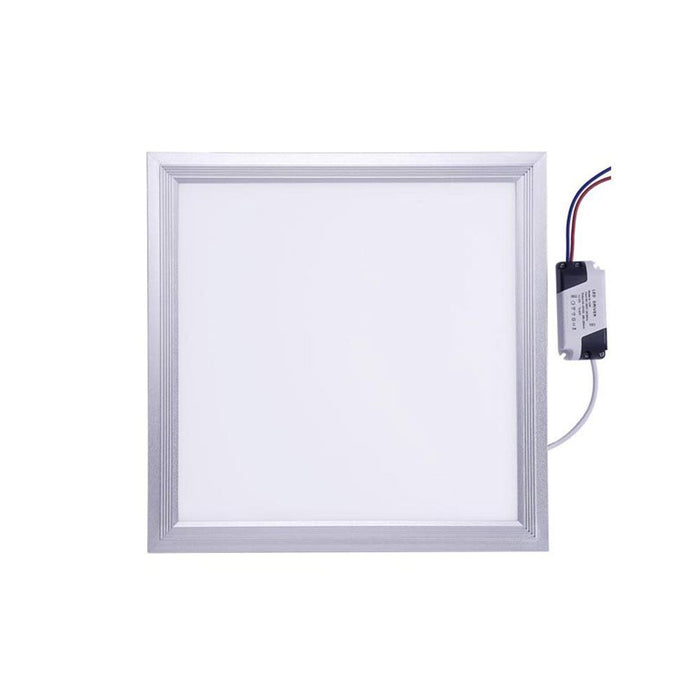 LED Square Panel Light 12 in x 12 in - Step 1 Dezigns