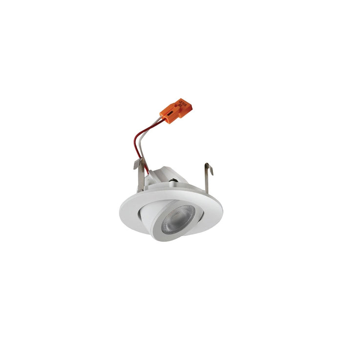 2 in. LED Round Adjustable Downlight - step-1-dezigns