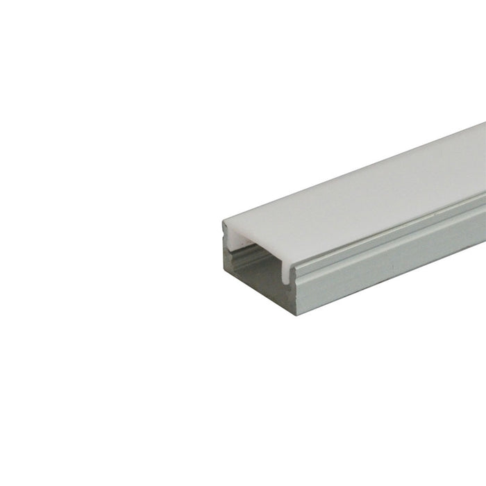 LED Slim Surface Aluminum Channel - Step 1 Dezigns