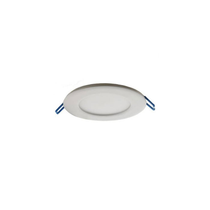 LED Dimmable Round Slim Panel Lights - Step 1 Dezigns