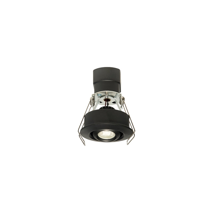 1 in. LED Round Gimbal Downlights - step-1-dezigns