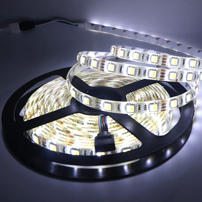LED Tunable White Tape Lights 12V DC 16 ft Reel - Step 1 Dezigns