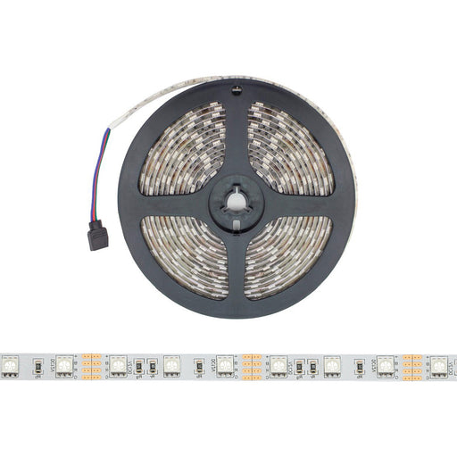 LED RGB Tape Lights 12V DC 16 ft Reel - Step 1 Dezigns