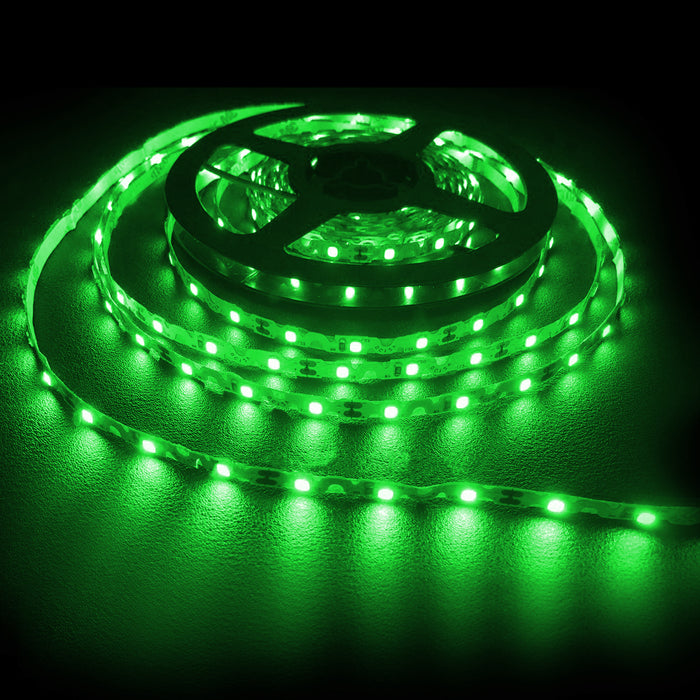 LED ZigZag Tape Lights 12V DC 16 ft Reel - Step 1 Dezigns