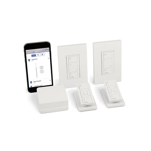 Smart Bridge In-Wall Dimmer Kit - Step 1 Dezigns