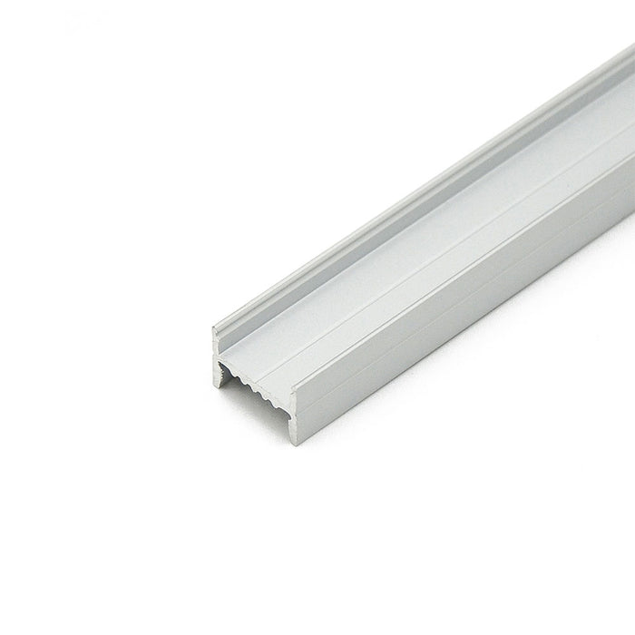 LED 30 Degree Wall Grazer Aluminum Channel - Step 1 Dezigns