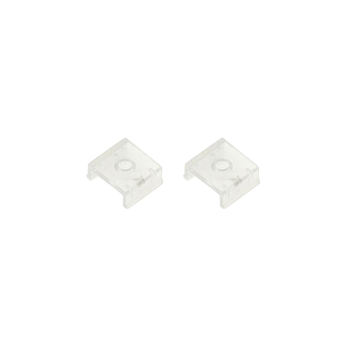 EL-CH-034 LED 30 Degree Wall Grazer Aluminum Channel Mounting Clips - Step 1 Dezigns