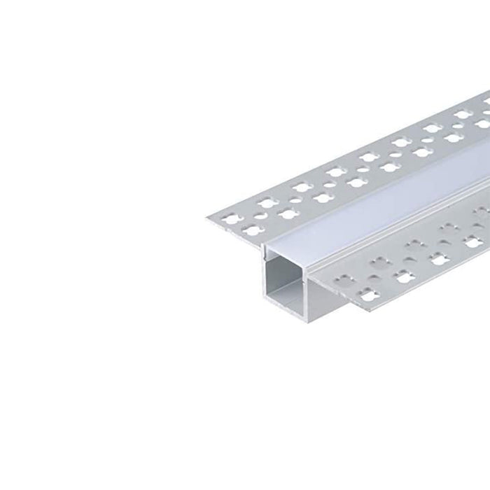 LED Plaster-In Recessed Aluminum Channel