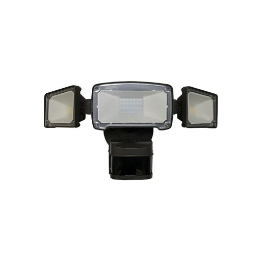 LED Flat Dual Head CCT Motion Security Lights - step-1-dezigns