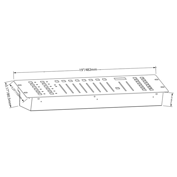 LED DMX Operator 192-Channel Controller - step-1-dezigns