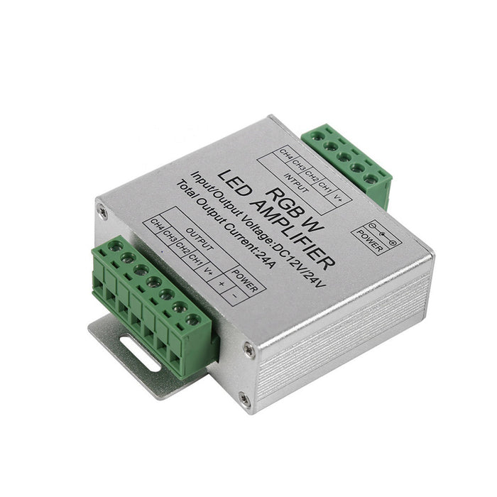 LED RGBW Data Signal Repeater 4-Channels - Step 1 Dezigns
