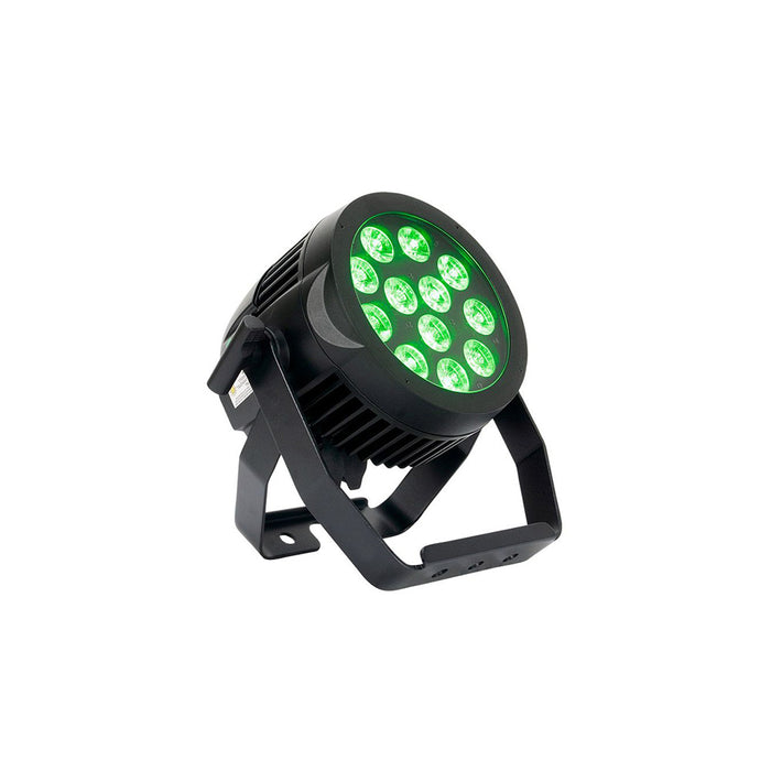 RGBW+UV LED 12P HEX IP Par Light