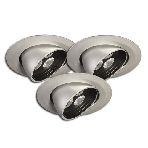 LED Scoop 3 Downlights Kit 3.6 Watt - Step 1 Dezigns