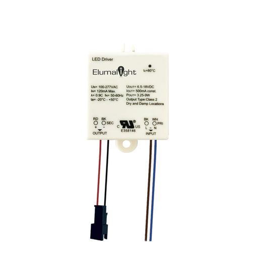 500mA 9 Watt LED Constant Current Driver - Step 1 Dezigns