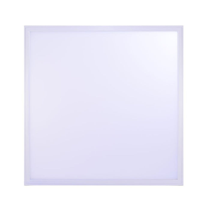 LED Dimmable Square Panel Lights 24 in x 24 in - Step 1 Dezigns