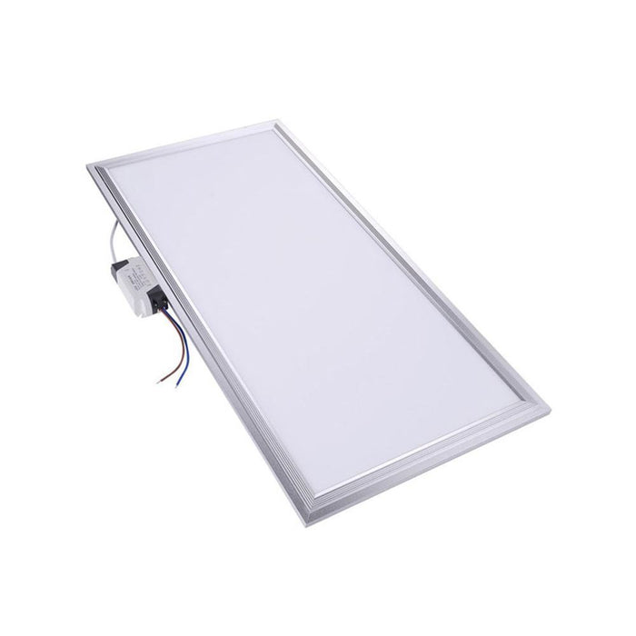 LED Rectangle Panel Light 12 in x 24 in - Step 1 Dezigns