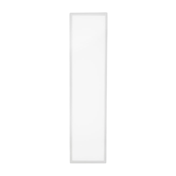 LED Dimmable Rectangle Panel Light 12 in x 48 in - Step 1 Dezigns