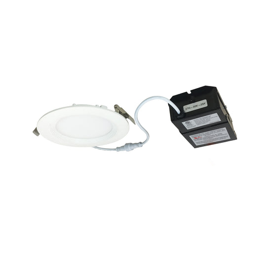 LED Round Baffle CCT Panel Lights - step-1-dezigns