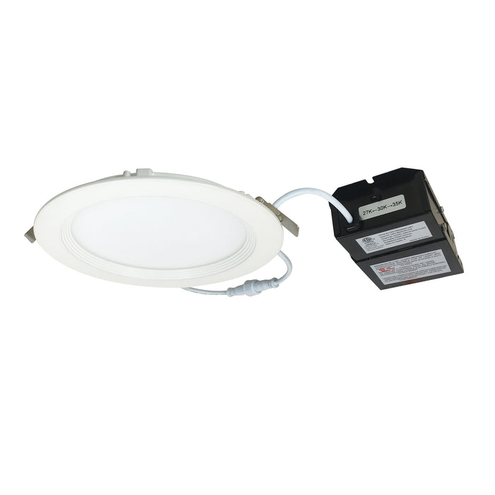 LED Round CCT Panel Lights - step-1-dezigns