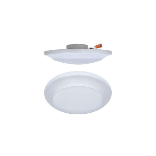 LED Round Dimmable Surface Mount Disk Light 6 in - step-1-dezigns