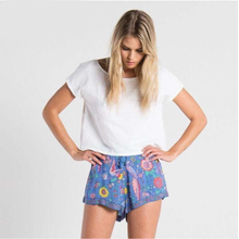 Load image into Gallery viewer, A Sea of Flower Shorts