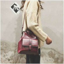 Load image into Gallery viewer, vintage backpack for women asos