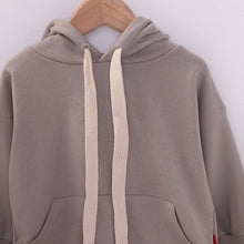 Load image into Gallery viewer, January hoodie cotton materials children's fashion