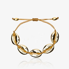 Load image into Gallery viewer, Golden Bracelet Fashion World