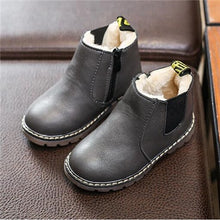 Load image into Gallery viewer, kids waterproof boots children's fashion clarks
