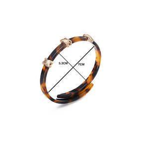 Tortoiseshell Bangle