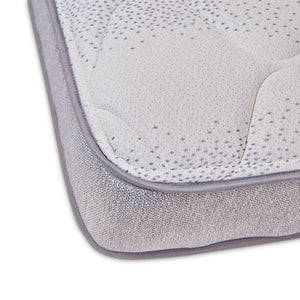 Closeup of corner on the Sofa Sleeper Mattress
