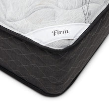 Load image into Gallery viewer, image of corner of Dual Sleep Mattress showing firm side