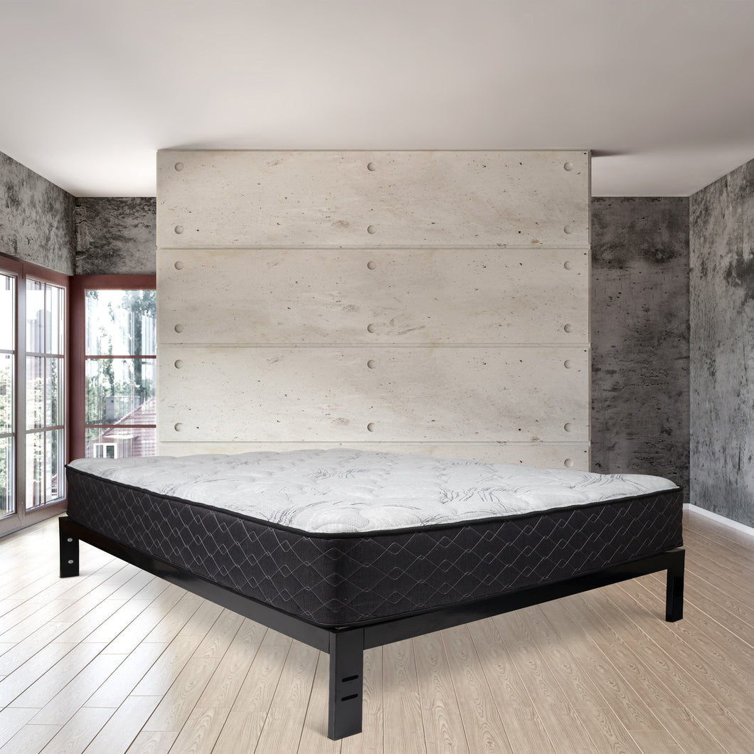 Dusk Mattress by Wolf shown in a bedroom