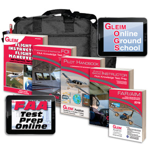 Flight Or Ground Instructor + FOI Kit