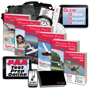 Deluxe Private Pilot Kit with Audio Review