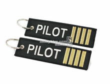 Load image into Gallery viewer, Pilot / Co-Pilot Travel Accessories Epaulette Epaulet Luggage Bag Tag