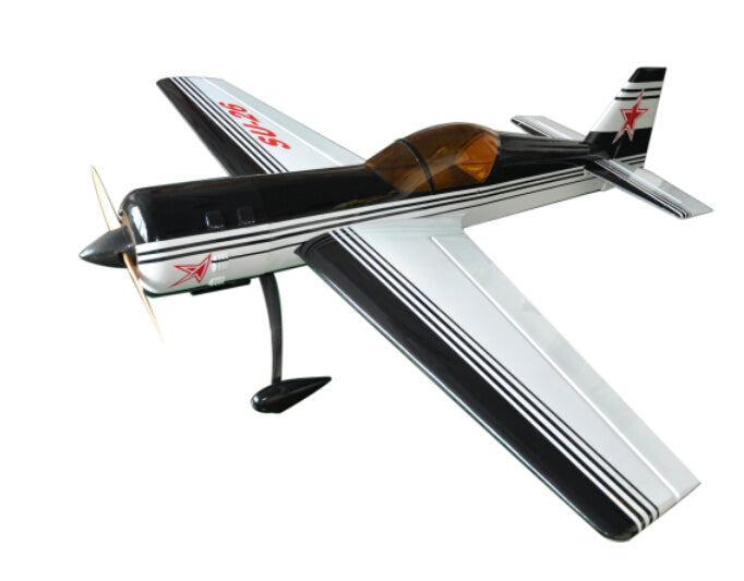 Flight Model Balsa Wood RC Scale Gas Airplane SU-26 50cc 89