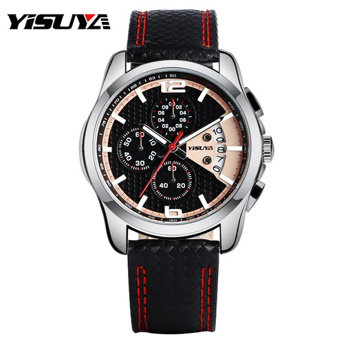 YISUYA Army Aviator Wrist Watch