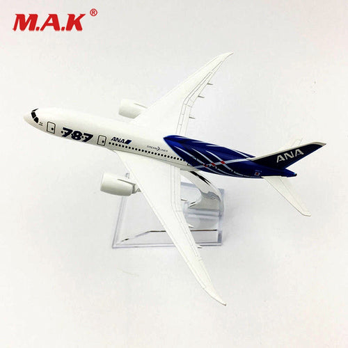1/400 Scale Concorde Air France Diecast Plane Model