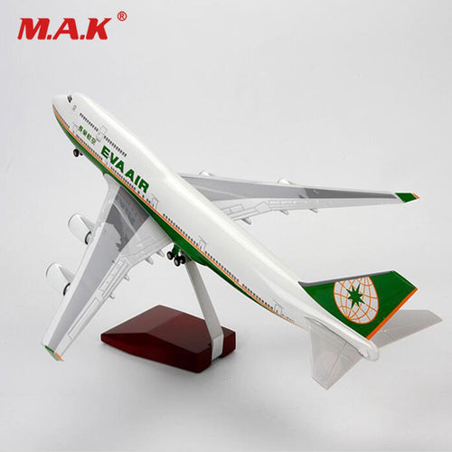 1/150 Scale Airplane Boeing B747 Model