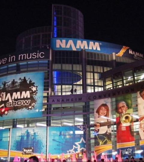 2016 NAMM TEC Annual Awards Show