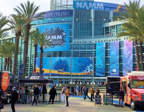 2019 NAMM Show gathered the global leaders of music