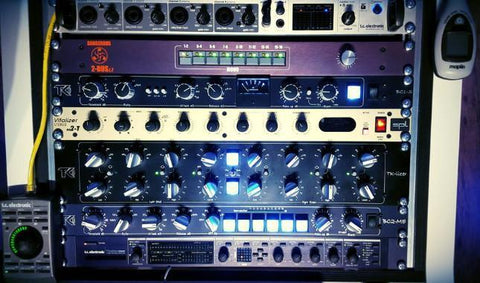 Amp and Mixing: How to Combine Traditional Amps with Modern DAWS