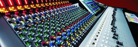 AMS Neve Genesys — The Ting Tings on Genesys Console