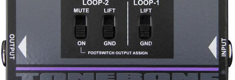 BigShot EFX—Upgraded and Enhanced Pedal for Live Sound