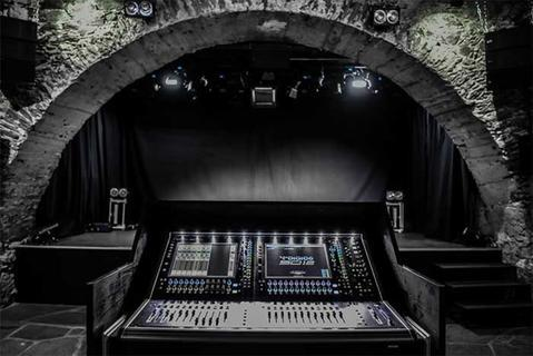 Caves du Manoir gets a DiGiCo SD12 upgrade