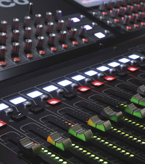 Digico—Workable Console, High-End Experience