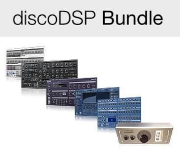 DiscoDSP – Up to 40% on Selected Items!