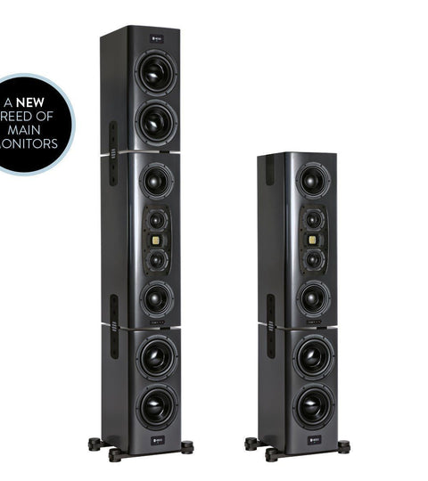 HEDD Tower Mains – Your Ultimate Full Range Studio Sound System